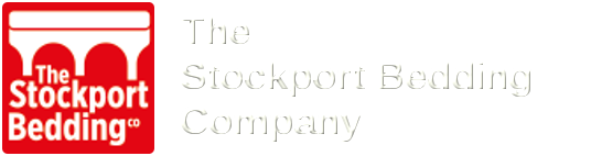 The Stockport Bedding Company Logo Logo